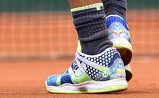 Las exclusivas zapatillas de Rafael Nadal para jugar la final de Roland Garros 2019