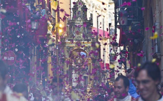 Horarios del Corpus 2019 en Valencia y programa oficial de actos