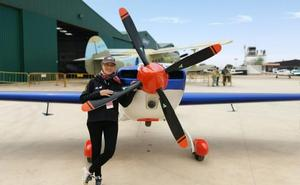 Irene Hijlkema: «Me llevo más sustos en el coche que volando»