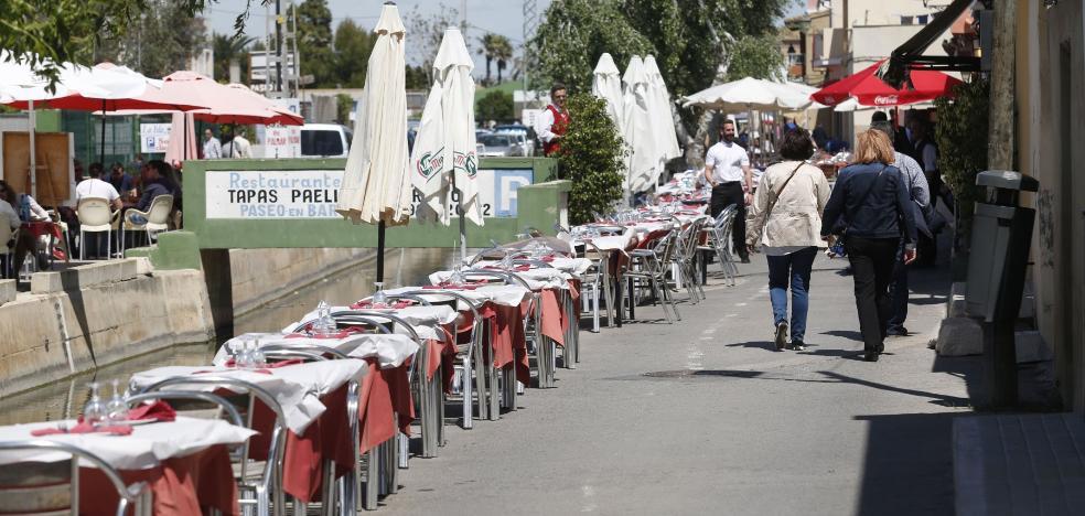Hosteleros del Palmar alertan de problemas para entrar a la pedanía a puertas del verano