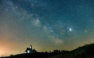 Esta noche podrá verse Júpiter a simple vista