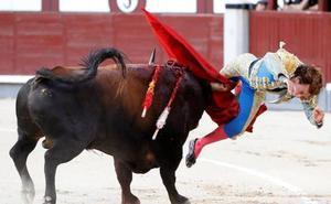 «En la enfermería de Las Ventas han salvado la vida a Román»