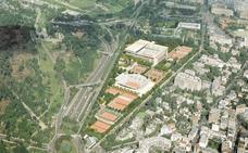 Así será el nuevo Roland Garros, con la pista central con techo