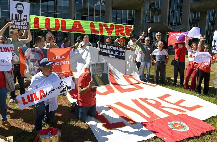 El juez que encarceló a Lula acordó su estrategia con los fiscales