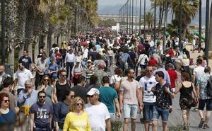 Los valencianos, entre los más 'quejicas' de España