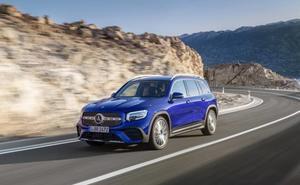 Mercedes GLB, nuevo SUV compacto
