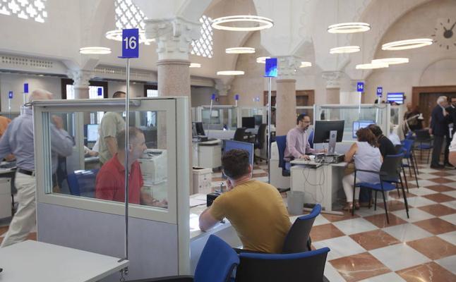 El TSJ obliga a repetir un examen de 2014 para técnicos tributarios de la Generalitat
