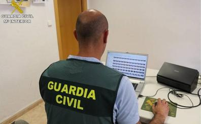 Pagaba a niñas de 13 años de Valencia y Alicante hasta 500 euros para que le enviaran material pornográfico