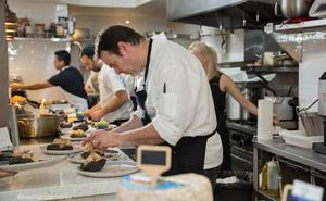 Paco Parreño traslada la esencia valenciana hasta Manhattan a través de la cocina