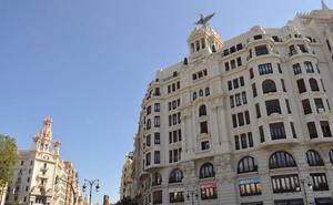 Un recorrido por la Valencia más ecléctica, art déco y renacentista