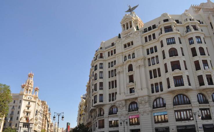 Fotos de la ruta por la arquitectura de los años veinte y treinta de Valencia