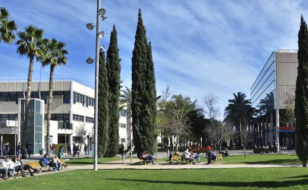 Universidades valencianas./LP
