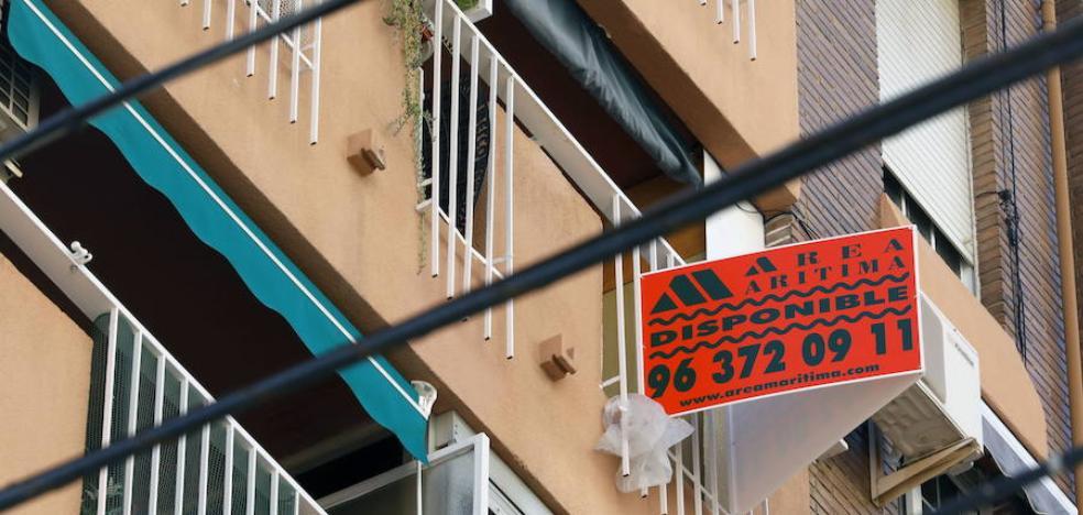 El precio de la vivienda en la Comunitat se frena y agota un ciclo al alza de tres años