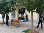 Hallan acuchillada a una joven embarazada en Xàtiva