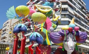 La campaña 'Volemfalla' llega a Alicante
