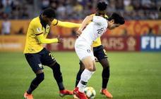 La habilidad de Kang In pone a Corea en la final del Mundial