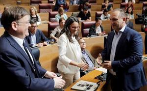 Puig cede a Podemos una vicepresidencia y diluye la visibilidad de Oltra
