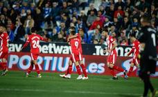 El Girona pide una liga de 21 por el Valladolid-Valencia