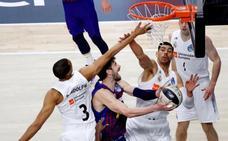 Horarios del Real Madrid vs Barcelona y dónde ver por televisión la final de la ACB