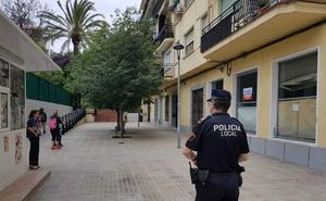 Una vecina escuchó «una fuerte discusión» en la casa de Isabel, la mujer acuchillada en Xàtiva