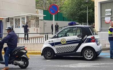La policía busca a un hombre que tuvo relaciones con la asesinada en Xàtiva