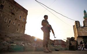 26 heridos tras el primer ataque de los rebeldes yemeníes contra un aeropuerto civil de Arabia Saudí