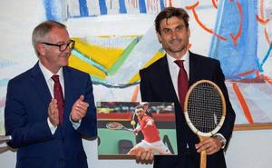 Ferrer, Medalla de Oro al Mérito Deportivo