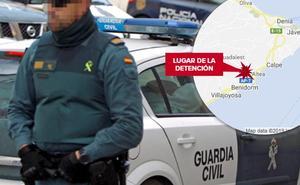 Capturado un peligroso fugitivo reclamado por Lituania y denunciado en España por abuso sexual