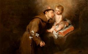 San Antonio de Padua y otros santos que se celebran el 13 de junio
