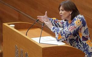 Bonig hará una oposición «sin tregua» y avisa de los efectos de que Podem entre en el Consell