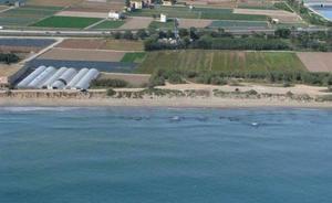 Las playas con bandera negra de la Comunitat