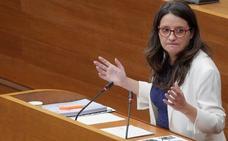 Mónica Oltra afea a Ximo Puig la falta de lealtad del PSPV para «hacer Botánico» también en Sueca y Oliva