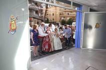 Inauguración del casal de la Falla Fray J. Rodríguez-Pintor Cortina