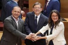 El mestizaje a tres aumentará los altos cargos del nuevo Consell
