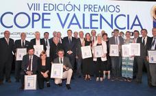 La COPE premia a María José Grimaldo