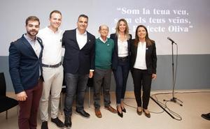Projecte Oliva y Compromís acercan posturas para crear un ejecutivo de coalición