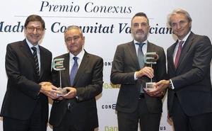 Lanzadera y Alicantec reciben el V Premio Conexus por impulsar el emprendimiento y la innovación en la Comunitat Valenciana