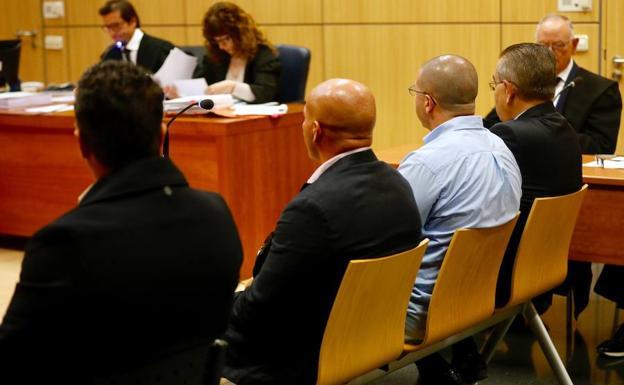 Visto para sentencia juicio contra Soler por intento de secuestro a Soriano