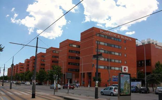 Nota de corte de ADE en 2019 en Valencia