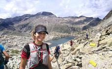 Pilar, una corredora inspiradora centrada en el maratón