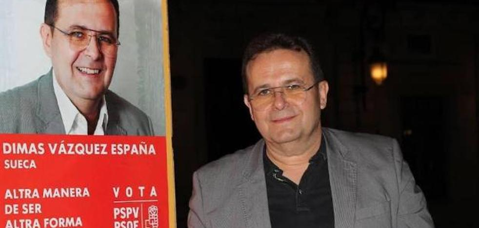 El socialista Dimas Vázquez, nuevo alcalde de Sueca