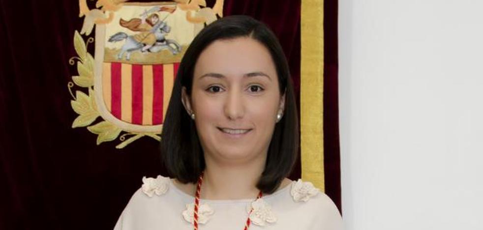 Marta Trenzano, alcaldesa de Algemesí