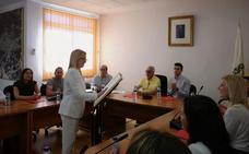 Alicia Tusón, la primera alcaldesa de Serra salida de las urnas gracias al pacto entre PSPV y Esquerra Unida-Podem