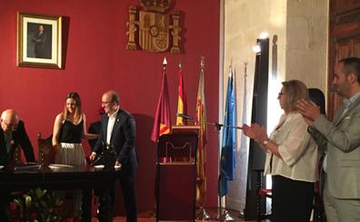 Diego Gómez, aboga por que la ciudad sea «un referente»