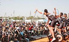 Valencia bate un récord mundial de ciclismo
