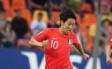 La zurda de Kang In Lee asombra al mundo