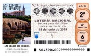 Lotería Nacional de hoy sábado 15 de junio: resultados y décimos premiados