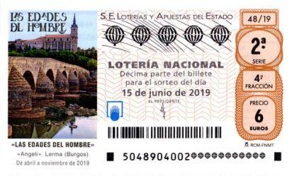 Listado oficial de premios de la Lotería Nacional del sábado 15 de junio