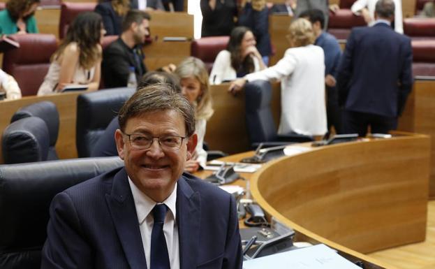 El BOE publica el nombramiento de Ximo Puig como presidente de la Generalitat