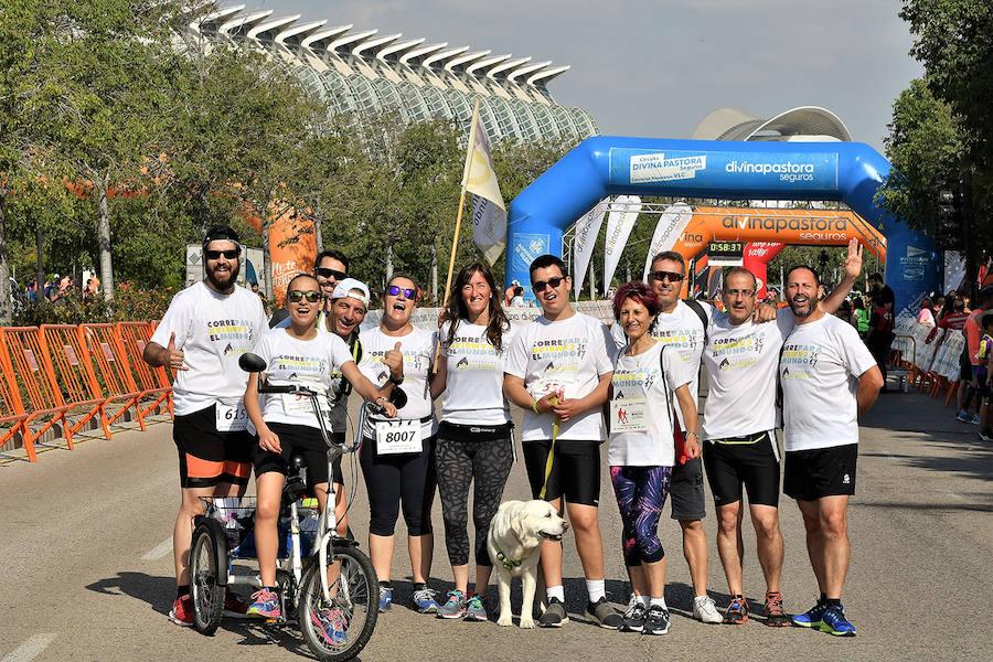Fotos de la II Carrera Marta Fernández de Castro de Valencia